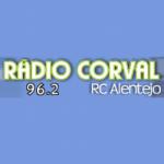 Logo da emissora Rádio Corval 96.2 FM