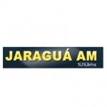 Logo da emissora R�dio Jaragu� 1010 AM