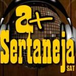 Logo da emissora A Mais Sertaneja