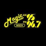 Logo da emissora WGOV 950 AM