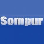 Logo da emissora Sompur