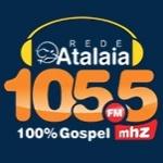 Logo da emissora R�dio Atalaia 105.5 FM Atalaia Net