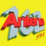 Logo da emissora Radio Antena 102 FM