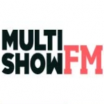 Logo da emissora Multishow FM