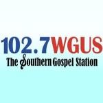 Logo da emissora WGUS 102.7 FM