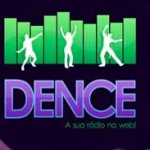 Logo da emissora Rádio Dence