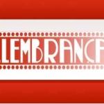 Logo da emissora Lembran�a Flashback