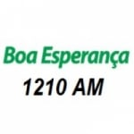 Logo da emissora R�dio Boa Esperan�a 1210 AM