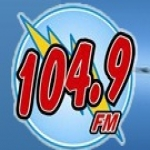 Logo da emissora R�dio 104.9 FM