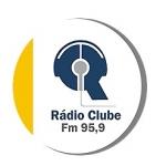 Logo da emissora R�dio Clube 95.9 FM