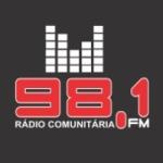 Logo da emissora Rádio 98.1 FM