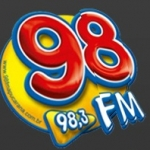 Logo da emissora R�dio 98 FM