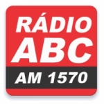Logo da emissora Rádio ABC 1570 AM