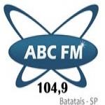 Logo da emissora R�dio ABC 104.9 FM