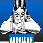 Logo da emissora R�dio Abdallah 104.1 FM