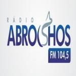 Logo da emissora R�dio Abrolhos 104.5 FM