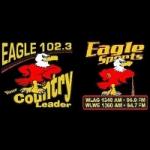 Logo da emissora Radio WLAG 1240 AM