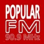 Logo da emissora Rádio SPR Popular 90.9 FM