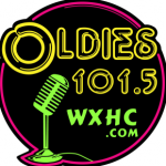 Logo da emissora WXHC 101.5 FM