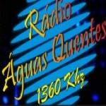 Logo da emissora Rádio Águas Quentes 1360 AM