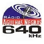 Logo da emissora Rádio Agulhas Negras 640 AM