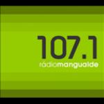 Logo da emissora Rádio Voz de Mangualde 107.1 FM