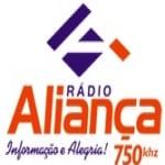 Logo da emissora R�dio Alian�a 750 AM