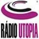 Logo da emissora Radio Utopia
