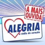 Logo da emissora Rádio Alegria 92.9 FM