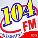 Logo da emissora R�dio Alternativa 104.9 FM