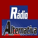 Logo da emissora Rádio Alternativa 710 AM