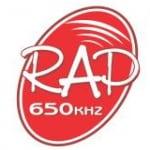 Logo da emissora Rádio Alto Piranhas 650 AM