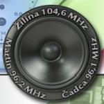 Logo da emissora Radio Frontinus 104.6 FM