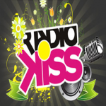 Logo da emissora Radio Kiss FM