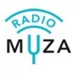 Logo da emissora Radio Muza 95.9 FM