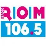 Logo da emissora ROM 106.5 FM
