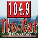 Logo da emissora WZMR 104.9 FM