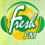 Logo da emissora Fresh 105.9 FM