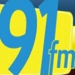 Logo da emissora R�dio 91 FM