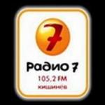 Logo da emissora Radio 7 105.2 FM