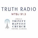 Logo da emissora WTBJ 91.3 FM