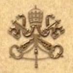 Logo da emissora Vatican 1260 AM