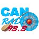 Logo da emissora Can Radyo 93.3 FM