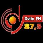 Logo da emissora Delta 87.5 FM