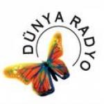 Logo da emissora Dunya Radyo 93.5 FM