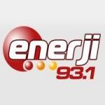 Logo da emissora Enerji 93.1 FM