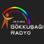 Logo da emissora Gokkusagy Radio 99 FM