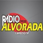 Logo da emissora R�dio Alvorada 1080 AM