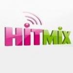 Logo da emissora Hitmix 105.8 FM