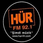 Logo da emissora Hur Radyo FM